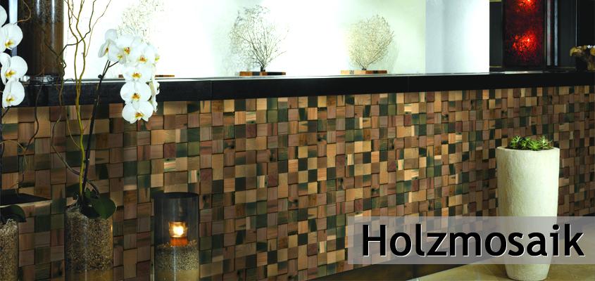 Holzmosaik