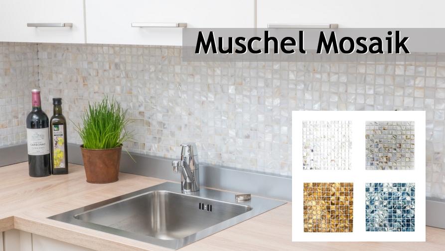 Muschel Mosaik
