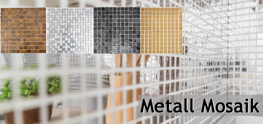 Metall Mosaik