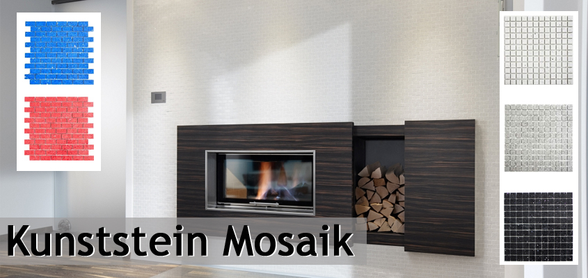 Kunststein Mosaik