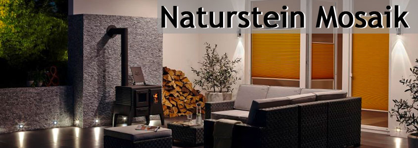 Naturstein Mosaik Fliesen