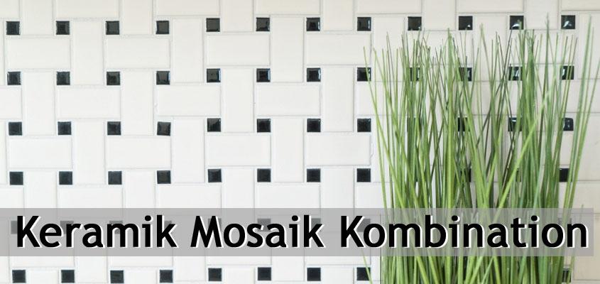 Keramik Mosaik Kombination