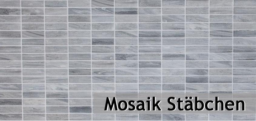Keramik Mosaik Stäbchen