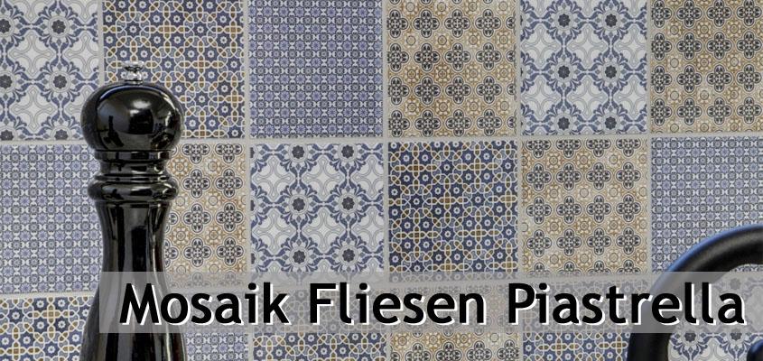 Keramik Mosaik Piastrella