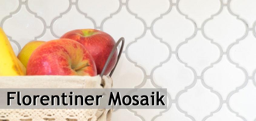 Keramik Mosaik Florentiner