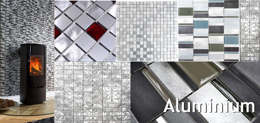 Aluminium Mosaik