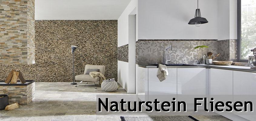 Naturstein Fliesen & Bordüren