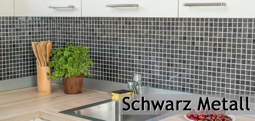 Schwarzmetall Mosaik
