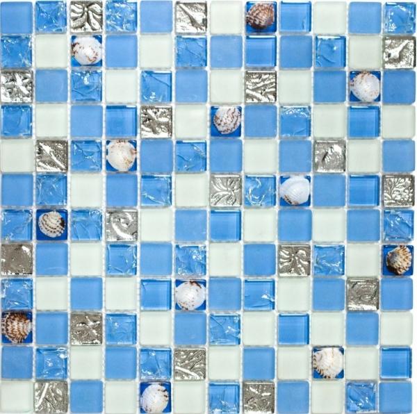Mosaik Fliese Transluzent Glasmosaik Crystal blau f/ür WAND BAD DUSCHE K/ÜCHE FLIESENSPIEGEL THEKENVERKLEIDUNG BADEWANNENVERKLEIDUNG Mosaikmatte Mosaikplatte 10 Mosaikmatten