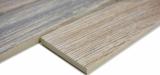 Mosaik Fliese Keramik dunkelbraun Brick Oak Mink in Dot Joint MOS24CD-0113