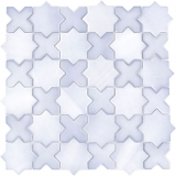 Mosaikfliese Keramik Mosaik Kombi mix grau matt Fliesenspiegel Küche MOS13-SXS05_f