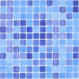 Mosaikfliese Poolmosaik Schwimmbadmosaik SPAIN mix 2C antislip rutschsicher MOS220-1158T
