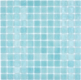 Mosaikfliese Poolmosaik Schwimmbadmosaik SPAIN grün CARIBE antislip rutschsicher MOS220-503T