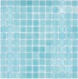 Mosaikfliese Poolmosaik Schwimmbadmosaik SPAIN grün CARIBE Duschtasse MOS220-503P
