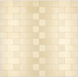Mosaikfliese Selbstklebende Mosaike Kombi metall gold Küche Badezimmer MOS200-4G87_f