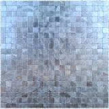 Mosaikfliese Selbstklebende Mosaike metall Fliesenspiegel Wand Küche MOS200-4M15_f
