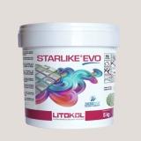 Litokol STARLIKE EVO 205 TRAVERTINO Creme I Epoxidharz Kleber Fuge 5kg Eimer