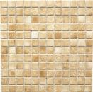Mosaikfliese Retro Vintage Keramikmosaik beige braun Küchenrückwand MOS18D-1412_f | 10 Mosaikmatten