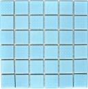 Mosaik Fliese Keramik hellblau Celadon Heritage Aqua MOS16-0402