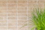 Mosaik Fliese Keramik beige Stäbchen Steinoptik beige Fliesenspiegel Küche MOS24-STSO67_m
