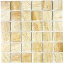 Mosaik Fliese Keramik Travertin beige matt MOS16-1202