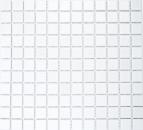 Mosaikfliese Keramik WEISS MATT Wand Fliesenspiegel Küche Bad Dusche MOS18-0111