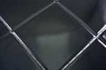 Mosaik Fliese Keramik schwarz glänzend Kacheln Wandfliesen Badfliese  MOS23-0301_m