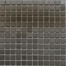 Mosaikfliese Keramik metall grau matt Küchenrückwand Spritzschutz MOS18D-0211