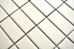 Mosaik Fliese Keramik Stäbchen beige glänzend Fliese WC Badfliese  MOS24D-1902_m