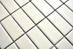 Mosaik Fliese Keramik Stäbchen beige matt Fliese WC Badfliese MOS24D-1911_m