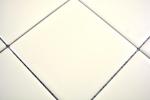 Mosaik Fliese Keramik beige matt Fliese WC Badfliese MOS23-1211_m