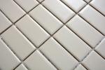 Mosaik Fliese Keramik Stäbchen schlamm matt Fliese WC Badfliese MOS24D-2411_m