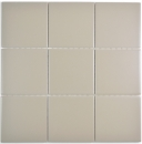 Mosaik Fliese Keramik schlamm matt Fliese WC Badfliese MOS23-2411_f