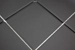 Mosaik Fliese Keramik schwarz unglasiert Küchenrückwand Spritzschutz MOS14-CU922_m