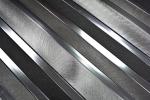 Mosaik Fliese Aluminium silber Verbund Aluminium lang Fliesenspiegel Küche MOS49-0206_m
