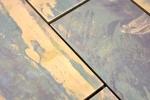 Mosaik Fliese Kupfer kupfer Subway braun Fliesenspiegel Küche MOS49-1508_m