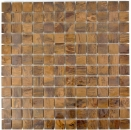 Mosaik Fliese Kupfer kupfer braun MOS49-1510