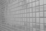Mosaik Fliese Edelstahl silber silber Stahl gebürstet Fliesenspiegel Küche MOS129-CE15D_m