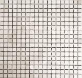 Mosaik Fliese Marmor Naturstein weiß Botticino Anticato MOS38-0104