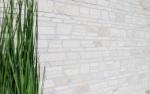 Mosaik Fliese Marmor Naturstein hellbeige Brickmosaik Biancone MOS40-0200_m
