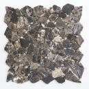 Mosaik Fliese Marmor Naturstein beige Bruch Ciot Castanao MOS44-30-180