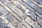 Mosaik Fliese Marmor Naturstein beige Brickmosaik Castanao MOS40-13-285_m