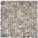 Mosaik Fliese Marmor Naturstein beige Castanao MOS38-1313