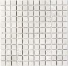 Mosaik Fliese Marmor Naturstein elfenbein Botticino Antique Marble MOS40-41023