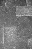 Fliese Marmor Naturstein schwarz Fliese Römischer Verband Nero Antique Marble MOSF-45-43000
