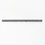 Borde Bordüre Marmor Naturstein schwarz Profil Pencil Nero Antique Marble MOSPENC-43315