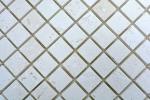 Mosaik Fliese Kalkstein Naturstein weiß Lymra Limestone honed MOS29-59023_m