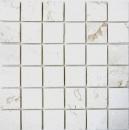 Mosaik Fliese Kalkstein Naturstein weiß Lymra Limestone honed MOS29-59048