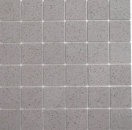 Mosaik Fliese Quarz Komposit Kunststein Artificial grau MOS46-ASM43_f