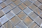 Mosaikfliese ECO Recycling GLAS ECO bronze oxide MOS360-07_m